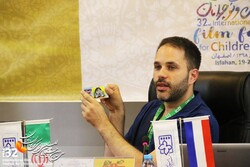 French animator holds workshop in Isfahan