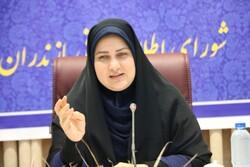 رونمایی از سند ارتقای وضعیت زنان در مازندران