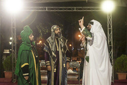 مجالس تعزیهخوانی در خانه هنرمندان ایران برگزار میشود