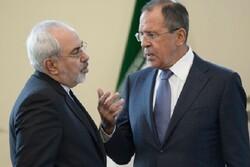 ایرانی وزیر خارجہ کل روس کے وزير خارجہ سے ملاقات کریں گے