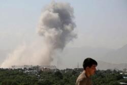 انفجاری مهیب پایتخت افغانستان را لرزاند/۵ کشته و ۵۵ زخمی