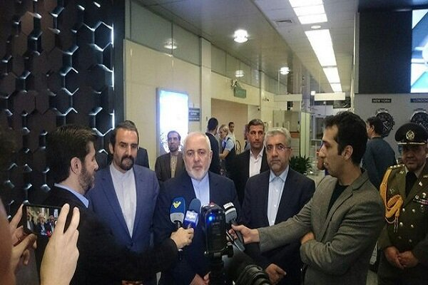 Tehran not to forget friends who show support in hard times: Zarif