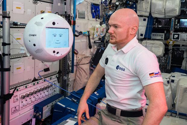 نسخه جدید ربات «سیمون» به ایستگاه فضایی می رود