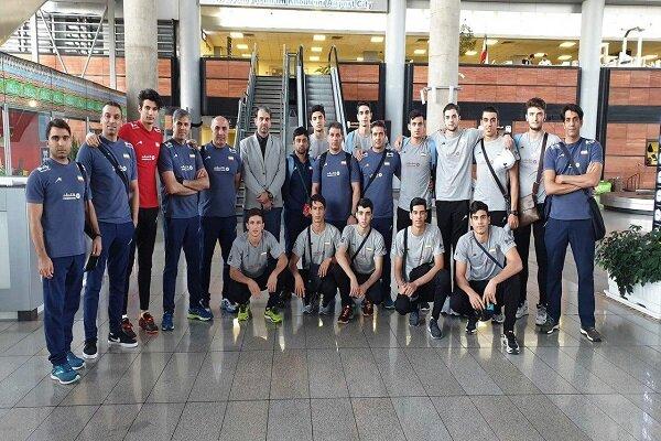 بازگشت تیم والیبال نوجوانان به ایران بدون استقبال سرپرست