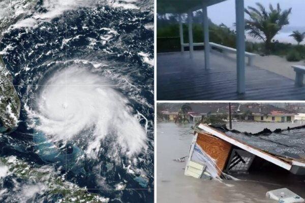 طوفان «دوریان» در راه خانه ترامپ/ سطح هشدار به ۵ رسید