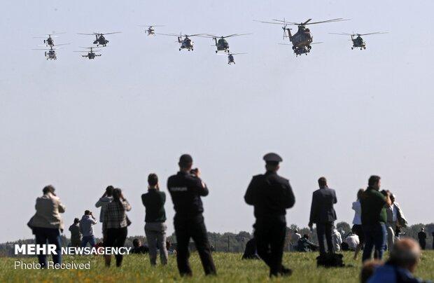 نمایشگاه هوایی ماکس 2019 روسیه