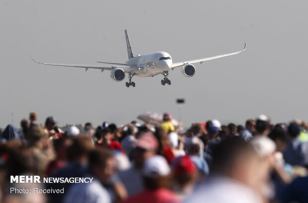Air Show MAKS 2019