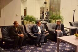 İran Dışişleri Bakan Yardımcısı Slovenya'da