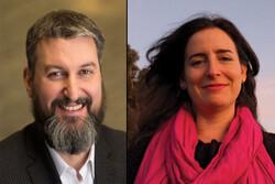 الکس میکلیدس و ایمی بِندر به مخاطبان ایرانی معرفی میشوند