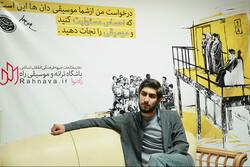 همکاری خواننده انقلابی با پیرغلامان حسینی/ فصل جدیدی را آغاز کردهام