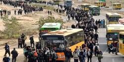 وضعیت پایانه برکت در مهران