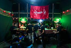 برگزاری اجتماع عزاداران حسینی با عنوان «لبیک یاحسین(ع)» در تویسرکان