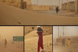 زلزله خاموش در سیستان/ نفس ۴۰۰ هزار نفر زیر آوار گردوغبار بند آمد