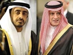 سعودی عرب اورامارات کے وزرائے خارجہ پاکستان پہنچ گئے