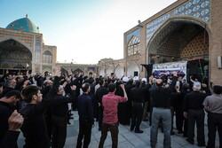 زنجان میں ایرانی عدلیہ کے اقدامات کی حمایت میں مظاہرہ