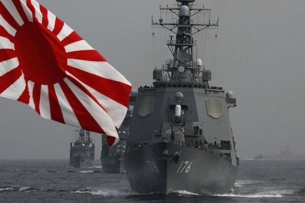 Japonya ABD'nin deniz misyonuna katılmama kararını yineledi