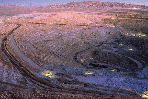 توسعه اکتشافات معدنی در دستور کار