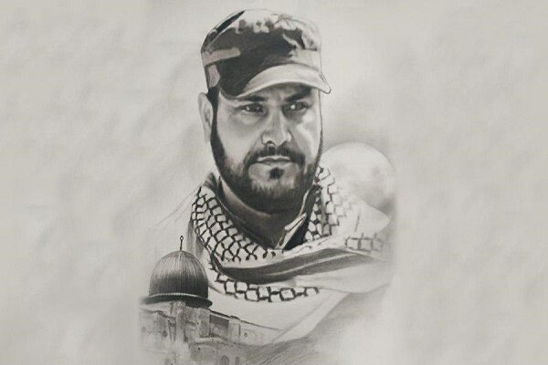 فنان فلسطيني: الشيخ اكرم الكعبي قدوة في الدفاع عن القدس