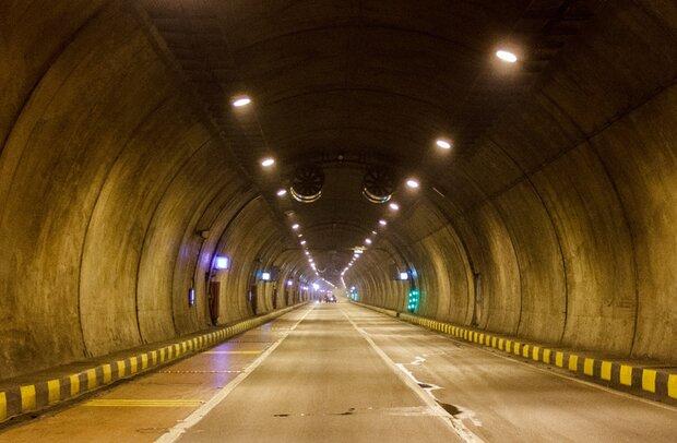 پایان حفاری تونل کیلومتر ۵ بزرگراه ایلام- مهران تا پایان سال