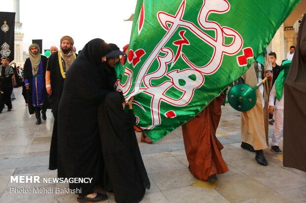 Muharram ritual in Qom
