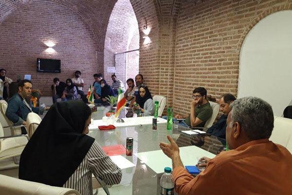 جلسه شورای تخصصی تولید فیلم کوتاه قزوین برگزار شد/ ارزیابی ۴ طرح
