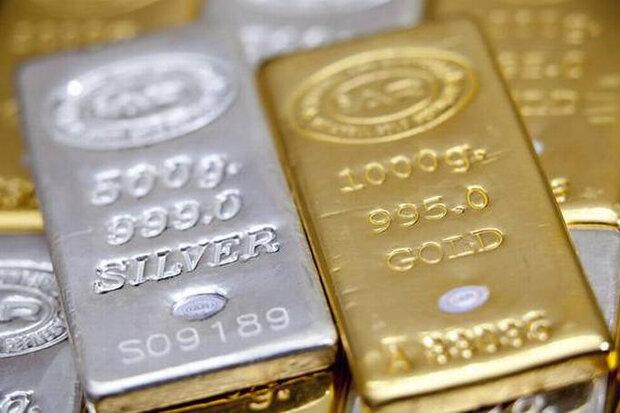 رشد قیمت نقره از طلا پیشی گرفت