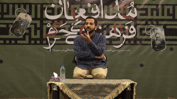 از حکومت سوریه انتقاد کنیم/جهان اسلام فقط شریعتی را میشناسد