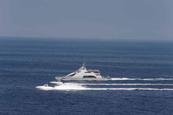 ورود قایق جنگی اسرائیلی به آبهای لبنان و واکنش حزب الله