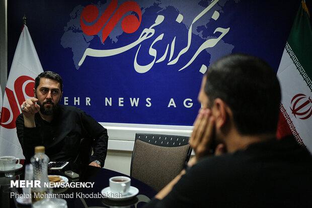 گفتگو با احمد بابایی شاعر معاصر