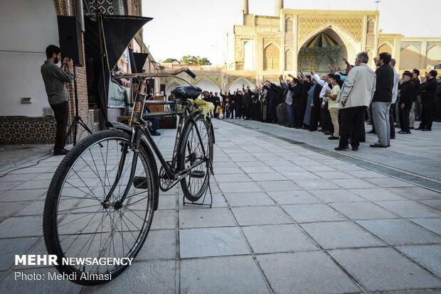 اجتماع مردم زنجان در حمایت از اقدامات قوه قضاییه