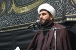 مدیرکل تبلیغات اسلامی فارس در جمع عزاداران شهرستان ها حاضر شد