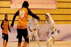 نخستین پیروزی تیم شهروند ساری در لیگ برتر فوتسال زنان رقم خورد