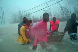 سمندری طوفان ڈوریان سے اب تک 35 افراد ہلاک