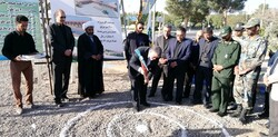 Ground broken for handicrafts marketplace in eastern Iran