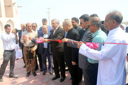 Two camp parks inaugurated in Qeshm Island