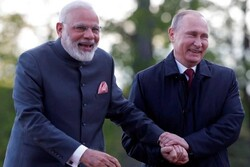 Russia, India vow to keep on economic co-op with Iran