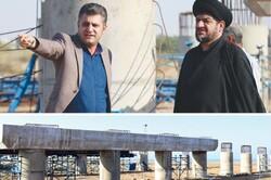 نظارت جدی شهرداری در اجرای  پل خور گردشگری گناوه استمرار یابد
