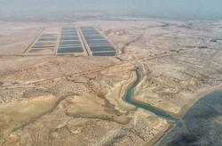 افتتاح پروژه های عمرانی ، نفت و انرژی در قشم