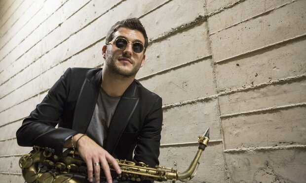 Italian saxophonist Francesco Cafiso eager to share his love of jazz with Iranian audience