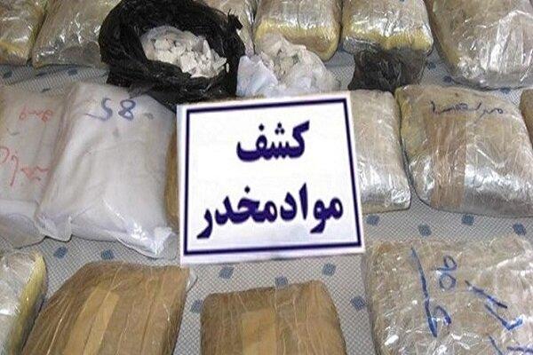 دستگیری۵ نفر از عاملان اصلی توزیع مواد مخدر در سیروان