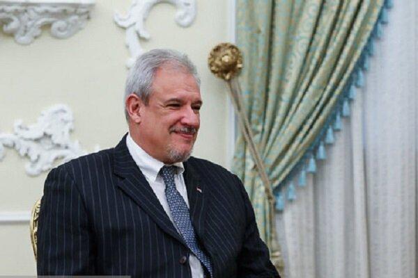 سفیر کوبا در ایران: آمریکا جنگ و مرگ را ترویج می دهد