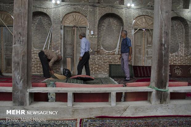 مجمع دهی؛ سنت اطعام عزاداران حسینی در روستای بیزکی جویبار