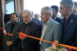 خوابگاه دانشجویان پیراپزشکی سرخه با حضور وزیر بهداشت افتتاح شد