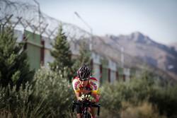 مسابقات قهرمانی دوچرخه سواری پاراسایکلینگ نابینایان و کم بینایان