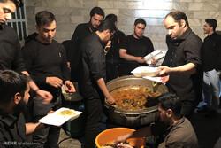 یک شب در آشپزخانه هیئت امام حسین علیهالسلام