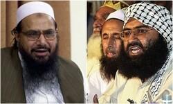 بھارت نے اپنے نئے قوانین میں مسعود اظہر اور حافظ سعید کو دہشت گرد قرار دے دیا