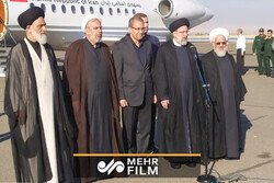 حاشیه جالب از حضور رئیسی در زنجان