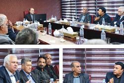 جلسه مدیرعامل و پیشکسوتان استقلال با وزیر ورزش