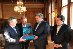 Tehran, Vienna mayors stress broadening bilateral coop.
