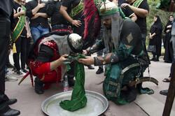 مراسم « علم شویان » پیر علم کلوده